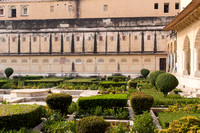 Amer Fort - Courtyard